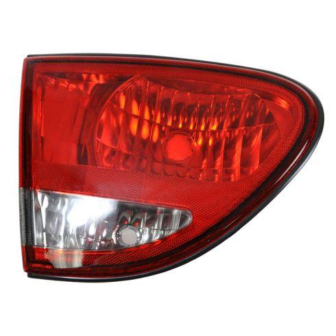 1999-04 Olds Alero Inner Taillight & Reverse Light LH
