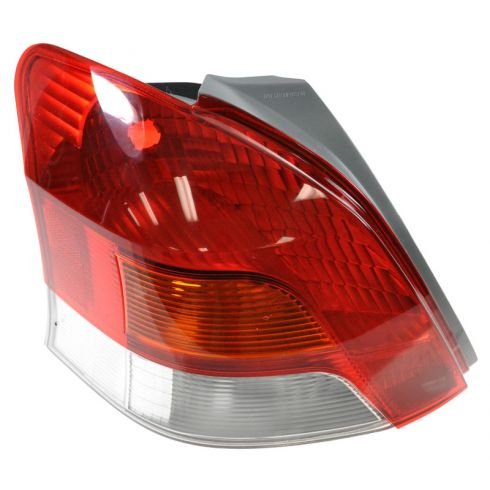 2009-11 Toyota Yaris Hatchback Taillight LH