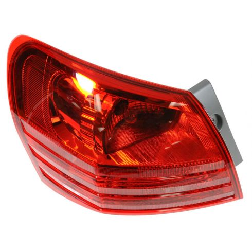 2008-11 Nissan Rogue Outer Taillight LH