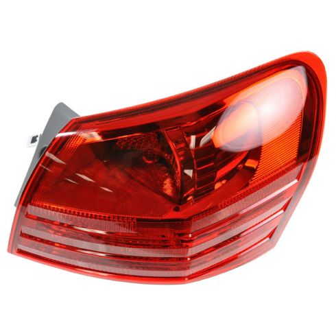 2008-11 Nissan Rogue Outer Taillight RH