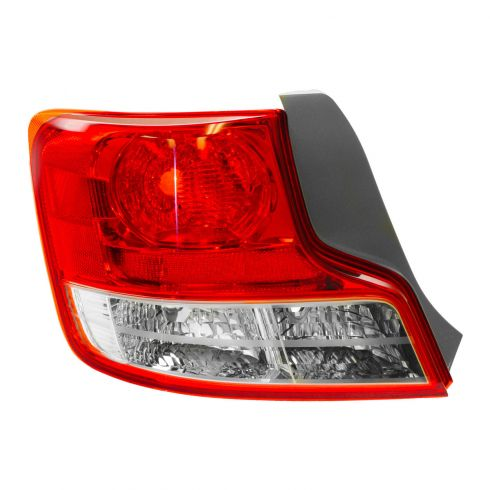 11 (from 7/11)- 12 Scion tC Taillight LH