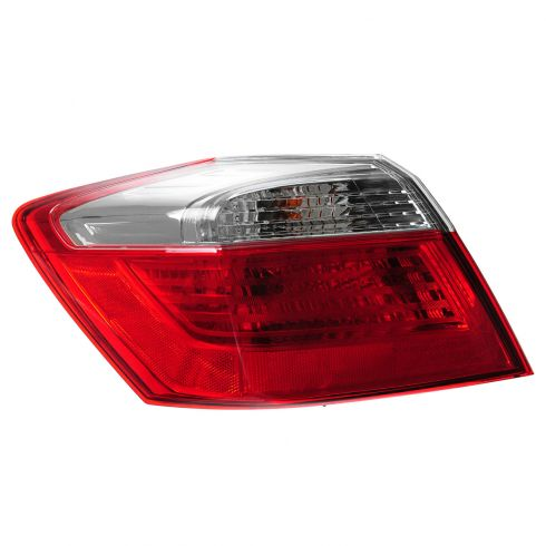 13 Honda Accord Sedan Outer Taillight LH