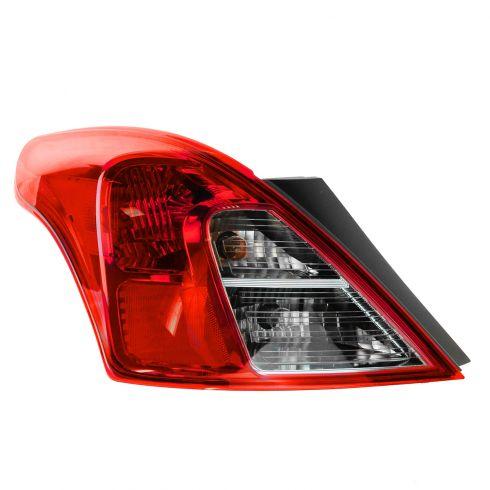 12-13 Nissan Versa Sedan Taillight LH