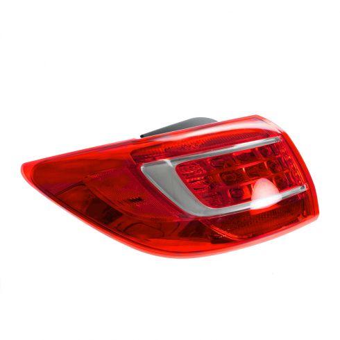 10 Kia Sportage w/2.4L; 11-13 Sportage Outer Taillight LH