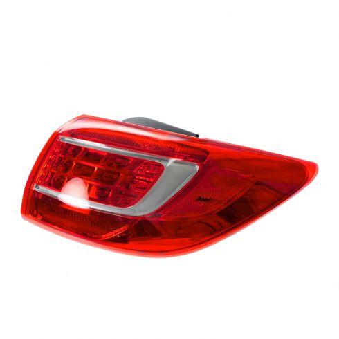 11 Kia Sportage w/2.4L; 11-13 Sportage Outer Taillight RH