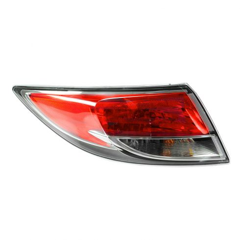 09-13 Mazda 6 Bulb Type  (Non LED) Outer Taillight LH