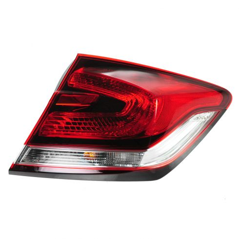 13 Honda Civic Sedan Outer Taillight RH