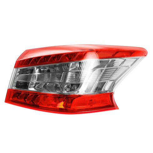 13 Nissan Sentra Outer Taillight RH