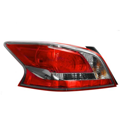 13 Nissan Altima Sedan LED Taillight LH