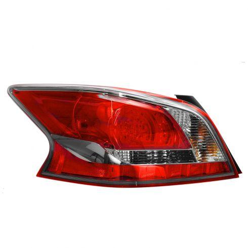 13 Nissan Altima Sedan LED Taillight LH