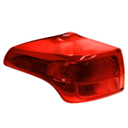 13 Toyota Rav4 (Japan Built) Outer Taillight LH