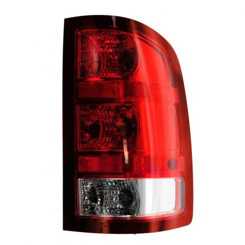 09-10 Sierra Denali; 11-13 Sierra Denali 1500, 2500, 3500 SRW (w/3047 BU Lamp) Taillight RH