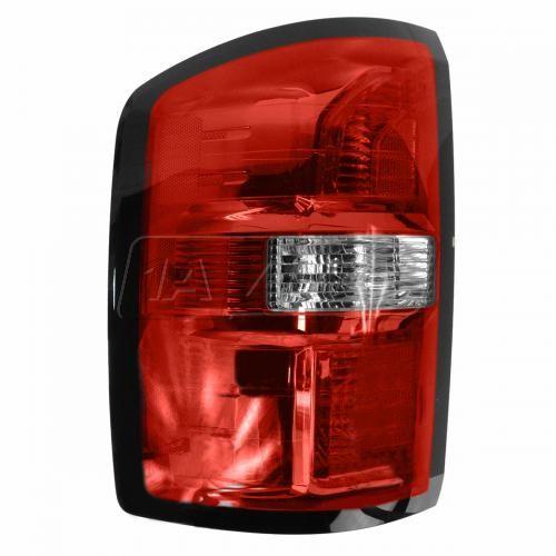 14 GMC Sierra 1500, 2500, 3500 Taillight LH