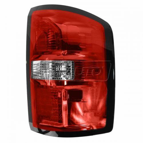 14 GMC Sierra 1500, 2500, 3500 Taillight RH