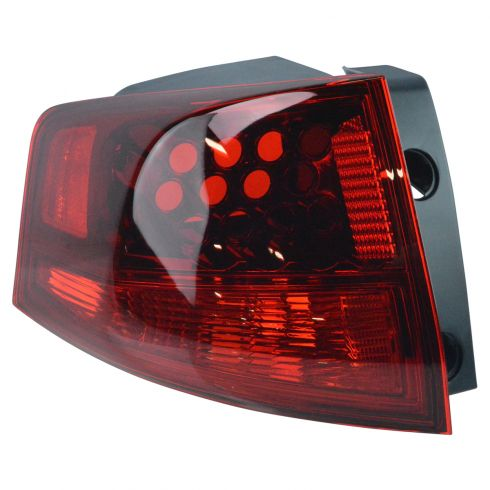 10-13 Acura MDX Outer Tail Light LH