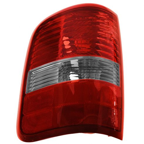 06-08 Ford F150 Styleside (exc Harley Davidson) Taillight Lens & Housing Assy LH (Ford)