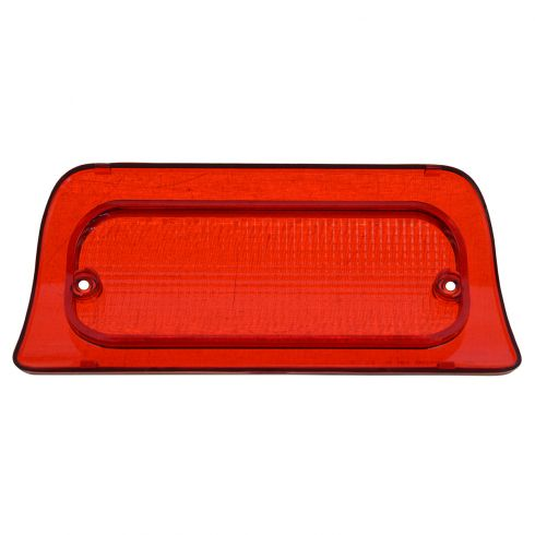 94-04 Chevy S10, GMC S-15 Sonoma (w/Regular or Crew Cab) High Mount 3rd Brake Light Lens Cover (GM)