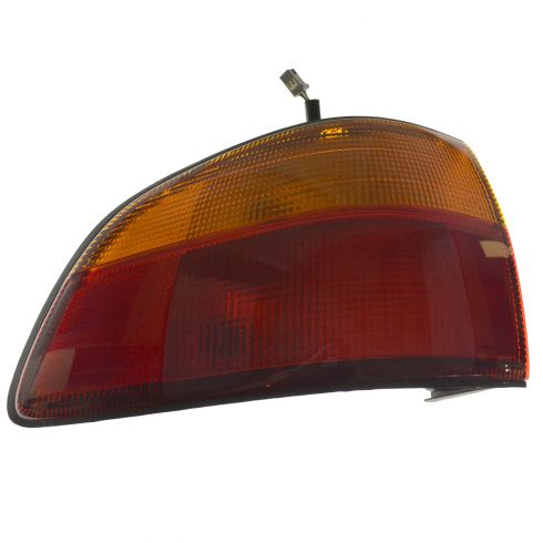 98-00 Toyota Sienna Outer (1/4 Panel Mtd) Taillight Assembly LH (Toyota)