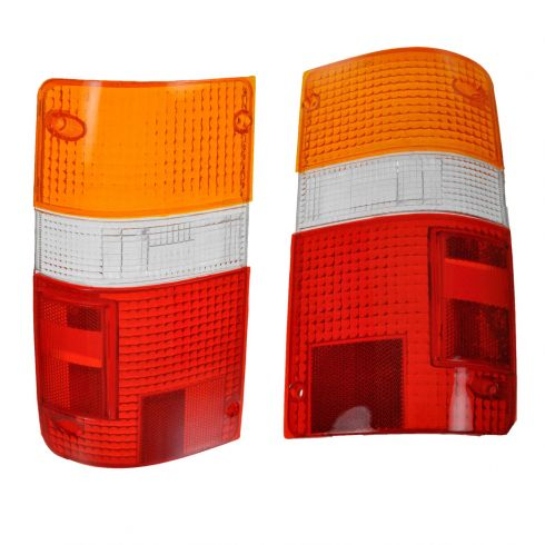Tail Light Lenses Pair