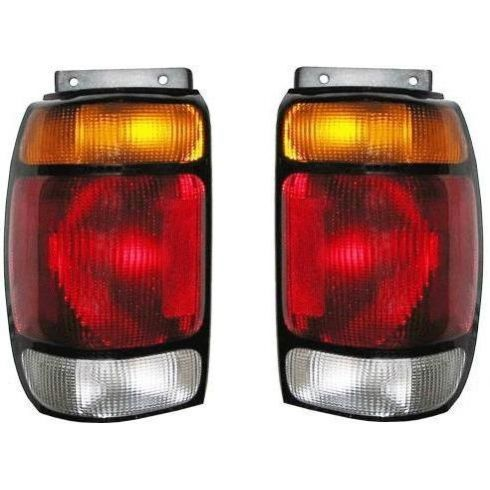 1995-97 Explorer Taillights Pair
