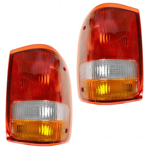 1993-97 Ford Ranger Tail Light Pair