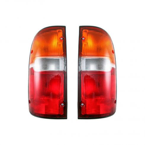 1995-00 Toyota Tacoma Tail Lamp Pair