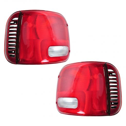 1994-03 Dodge Van Tail Lamp Pair