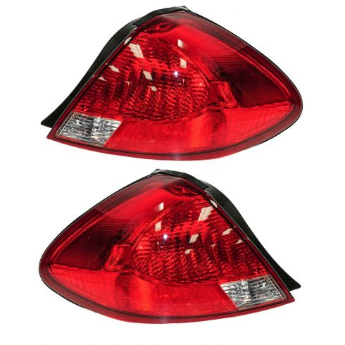 2000-03 Ford Taurus Sedan 1/4 mounted Tail Lamp Pair