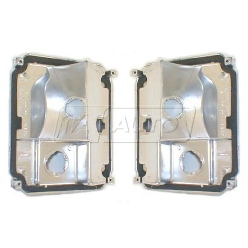 73-91 Blazer Jimmy Taillight Housing Pair