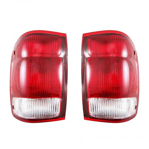 2000 Ford Ranger Taillight Pair