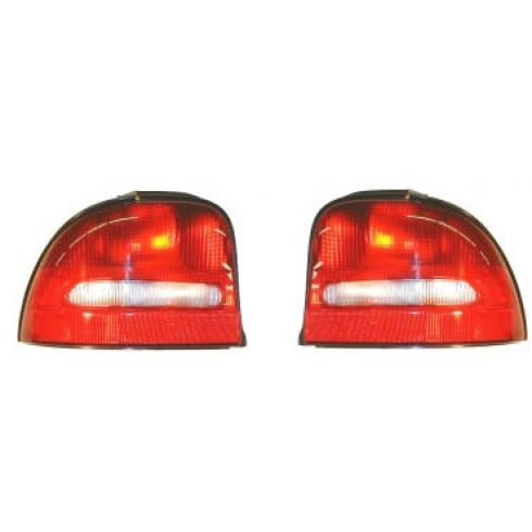 95-99 Neon Taillight - Pair