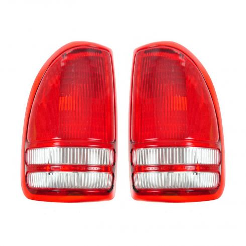 1997-04 Dodge Dakota Tail Lamp Pair