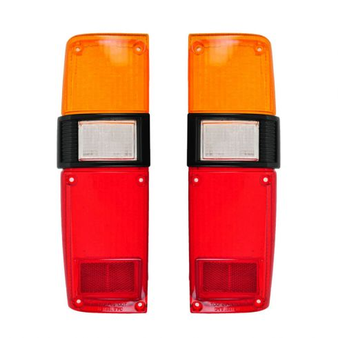 Truck Tail Light Lens Only Pair