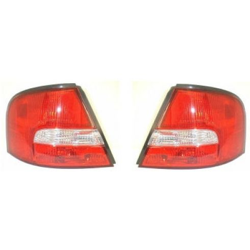 00-01 Altima Taillight Pair