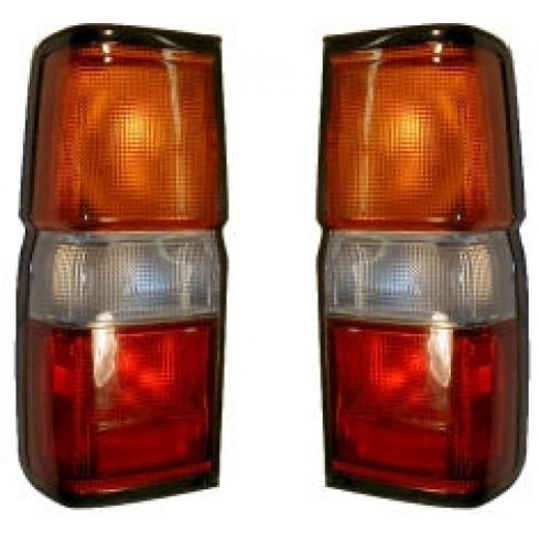 87-95 Nissan Pathfinder - 1/4 Mounted - TL - Pair