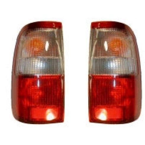 93-98 T100 Pickup Taillight Assy - Pair