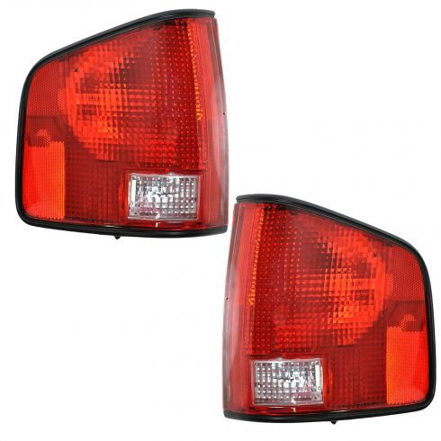1994-03 Chevy S10 GMC S15 Taillight Pair