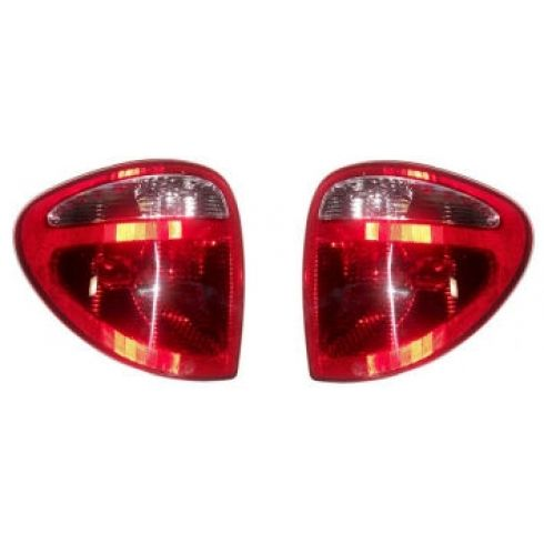 2004-05 Chrysler Van Taillight Assembly Pair