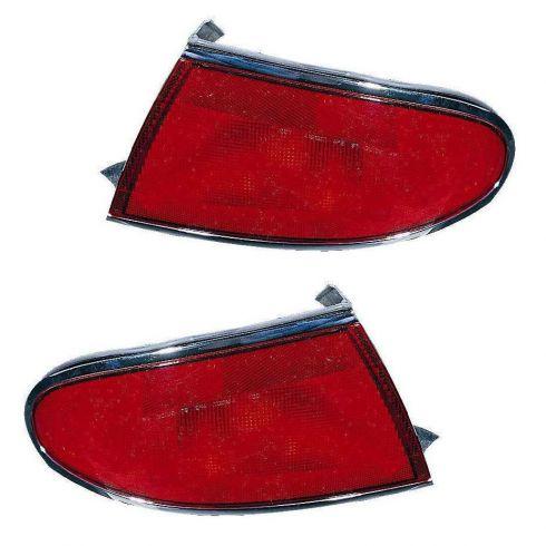 1/4 Mtd Taillight Pair