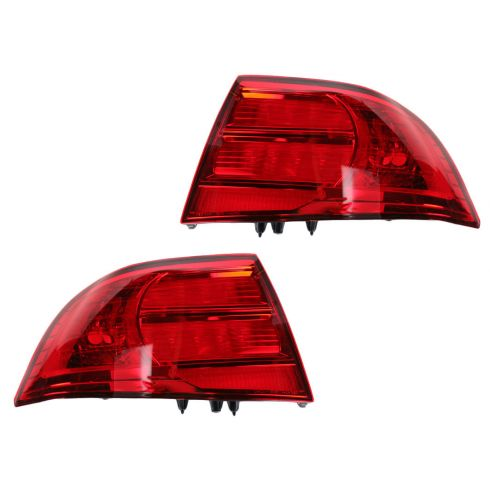 04-06 Acura TL Tail Light Pair