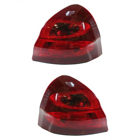 2004-06 Pontiac Grand Prix Tail Light Pair