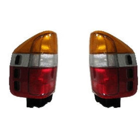 1998-02 Honda Passport Tail Light Pair