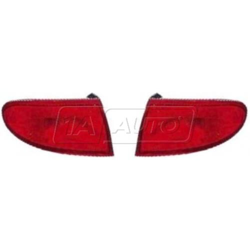 97-04 Buick Regal 1/4 Mtd Taillight Pair