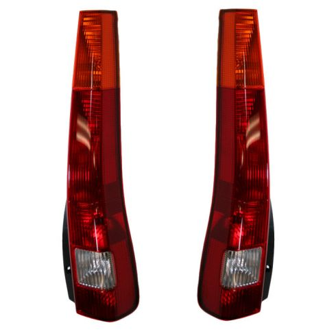 02-04 Honda CR-V (Japan Built) Taillight Pair