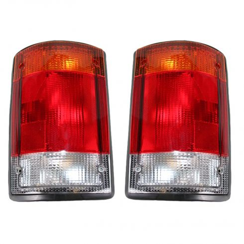 Ford Van Taillight - LH