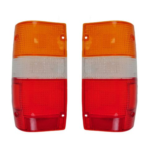 Tail Light Lens Pair