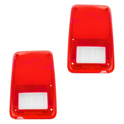 78-82 Dodge Van Taillight Pair