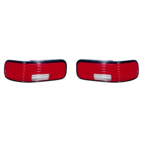 Chevy Impala Caprice Tail Light Lens LH