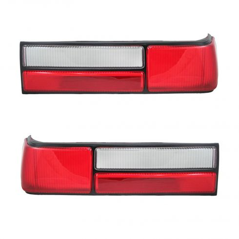 Tail Light LX LH LENS ONLY
