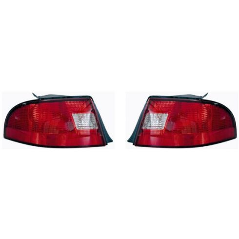 Sedan Tail Light LH